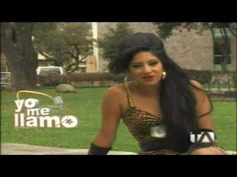 Amy Winehouse & Álex Lora - Casting Yo me llamo Ecuador 2da temporada