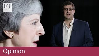 Brexit: UK government caught in 'long dark night of the soul' - FINANCIALTIMESVIDEOS