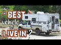 What is the best Vehicle to live in? - 2017