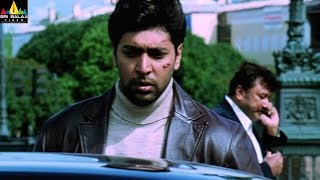 Rakshakudu Movie Attack on Jayam Ravi | Telugu Movie Scenes | Sri Balaji Video - SRIBALAJIMOVIES