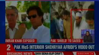 Pak minister vows to 'protect' Hafiz Saeed and his party - NEWSXLIVE