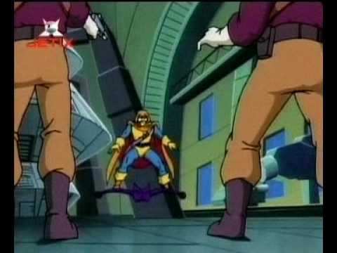 "Spiderman Odcinek 12 ""Hobgoblin, cz. 2 (1/2)"