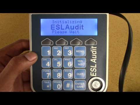 ESL Audit Setting up a lock