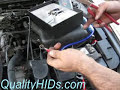 Install HID Conversion Kit