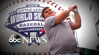 Player becomes big star at 71st Little League World Series - ABCNEWS