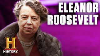 Eleanor Roosevelt | Mrs. President | History - HISTORYCHANNEL