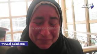 بالفيديو.. سيدة بالدقهلية تنهمر في البكاء لدعم فوزها في قرعة الحج للمرة الخامسة