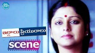 Illalu Priyuralu Movie Scenes - Divya Unni Marries Prakash Raj || Divya Unni - IDREAMMOVIES