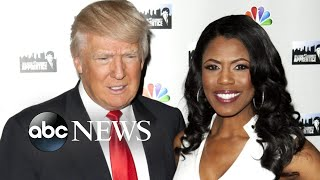 Omarosa Manigault Newman releases White House secret recording - ABCNEWS