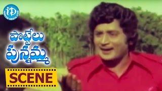 Pottelu Punnamma Movie Scenes - Murali Mohan Fighting With Goons || Mohan Babu || Sripriya - IDREAMMOVIES