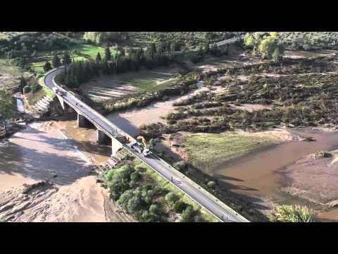Alluvione Sardegna, accuse dopo la strage. L'isola in ginocchio, Video, Dorgali