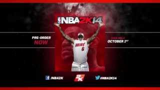 NBA2K14 Official Trailer Starring LeBron James