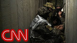 CNN goes inside Islamic Jihad's tunnels in Gaza - CNN