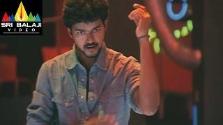 Dopidi Movie Vijay Action Scene in Pub || Vijay, Trisha, Saranya - SRIBALAJIMOVIES