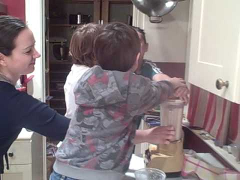 Kids Can Cook Recipes: A Video