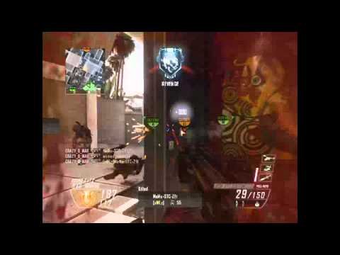 CRAZY_D_WAR - Black Ops II Game Clip