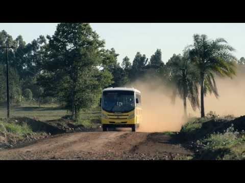 Parceria MAN e Mascarello  - Ônibus Escolar  - Estado de São Paulo