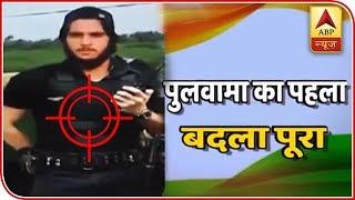 Two JeM terrorists killed in Pulwama encounter - ABPNEWSTV
