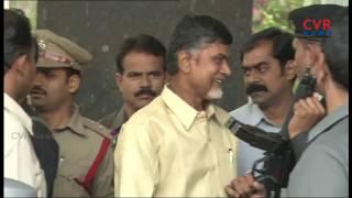 AP CM Chandrababu Naidu to Visit Polavaram Project Tomarrow | CVR NEWS - CVRNEWSOFFICIAL