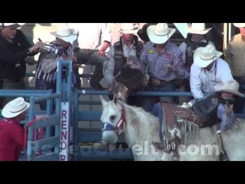Shocking Reno Rodeo Clown Exposed