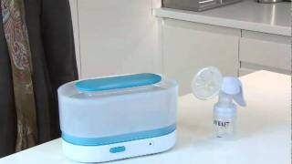 Philips sterilisator 3 in 1