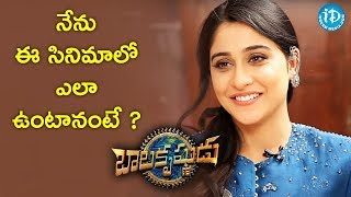 I Got A Chance To Look Good In This Film - Regina Cassandra || #Balakrishnudu || Talking Movies - IDREAMMOVIES