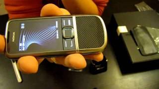 Вся правда о Nokia 8800 carbon