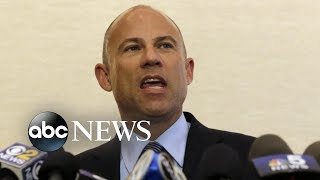 Michael Avenatti arrested, charged with extortion - ABCNEWS