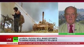 Russia will make efforts to bring peace & stability to Libya – Lavrov - RUSSIATODAY
