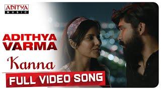 Kanaa Full Video Song || Dhruv Vikram,Banita Sandhu || Gireesaaya || Radhan - ADITYAMUSIC