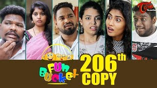 Fun Bucket | 206th Episode | Funny Videos | Telugu Comedy Web Series | Harsha Annavarapu | TeluguOne - TELUGUONE