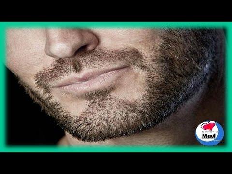 Como hacer crecer la barba o vello facial mas rapido