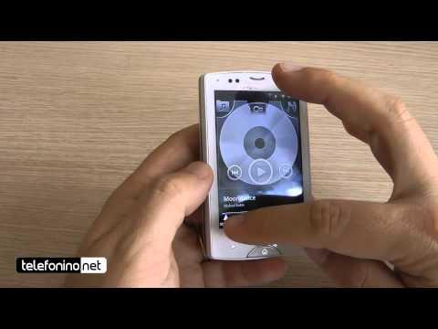 Sony Ericsson xperia mini pro videopreview da Telefonino.net