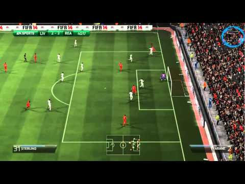 FiFa 14 Gameplay By ToxXx!K@ & AneeX