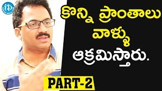 Bhaagamathie Director G Ashok Exclusive Interview - Part #2  || Talking Movies With iDream - IDREAMMOVIES