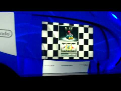 CGR E3 2011 Adventure Pt40: Mario Kart 3DS Announcement from Nintendo