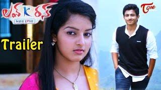 Love K Run Movie Trailer   Deepak Saroj, Malavika Menon - TELUGUONE