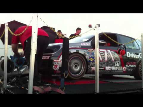 APR Motorsport on the Dyno at Daytona