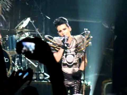 Tokio Hotel - Darkside Of The Sun @Via Fuchal 23/11