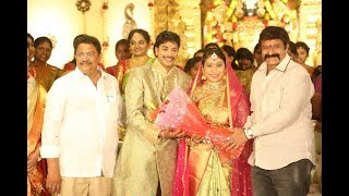 Tollywood Celebrities At C.KALYAN SON'S MARRIAGE Photos - RAJSHRITELUGU