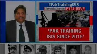 New ISIS threat in Kashmir after Wahabi incident; What is PAK training ISIS for? - NEWSXLIVE