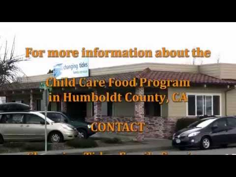 Child Care Food Program in Humboldt County, CA