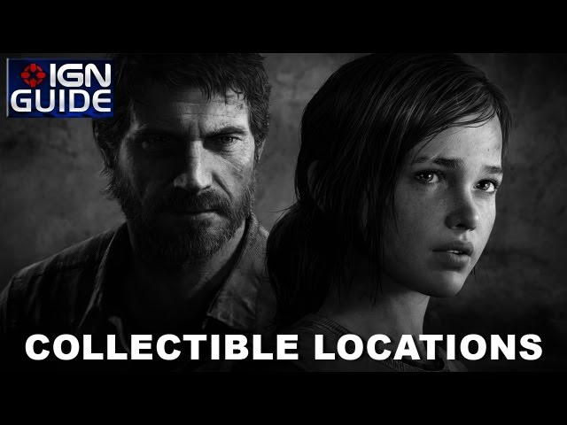 The Last of Us Walkthrough - ALL Collectible Locations: Quarantine Zone