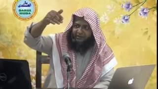 Mufti Omar Shariff Clarifying Hadiths attacked by PJ TNTJ – 6