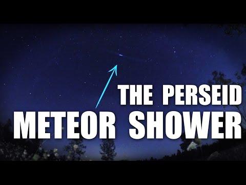 GGC - 60 - The Perseid Meteor Shower