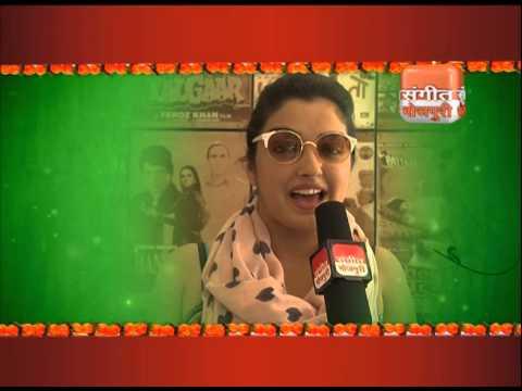 Chhath Puja wishes from Bhojpuri Star Amrapali Dubey