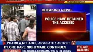 6-year old raped in Bangalore school - NEWSXLIVE