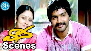 Vaana Movie - Jayasudha, Meera Chopra, Vinay Rai Nice Scene - IDREAMMOVIES