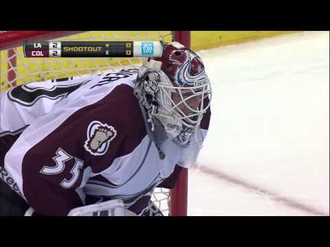 Kings vs. Colorado Shootout 4/11/13