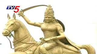 The Lost Tape - Rani Rudrama Devi's Terrifying last Days Revealed  : TV5 News - TV5NEWSCHANNEL